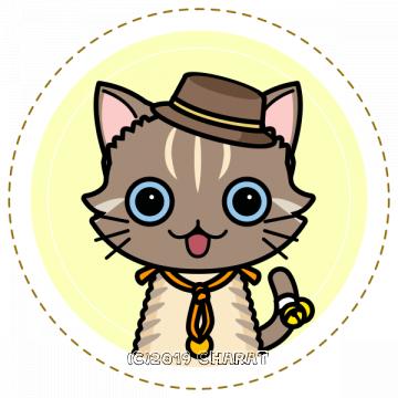 旅猫トラジ